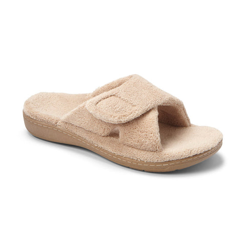 Vionic Relax Slippers Tan