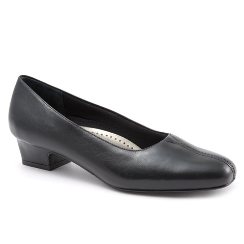 Trotters Doris Dress Shoe Black