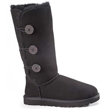 UGG Women's Bailey Button Triplet II Boot Black