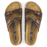 Birkenstock Granada Soft Footbed Oiled Leather Habana