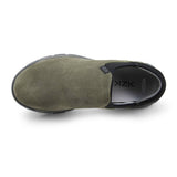 Kizik Alpine Mens Slip On Shoe Brown