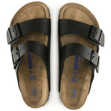 Birkenstock Arizona Soft Footbed Black Birko-Flor
