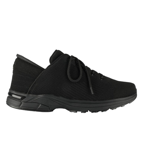 Zeba Men's Sneaker Jet Black