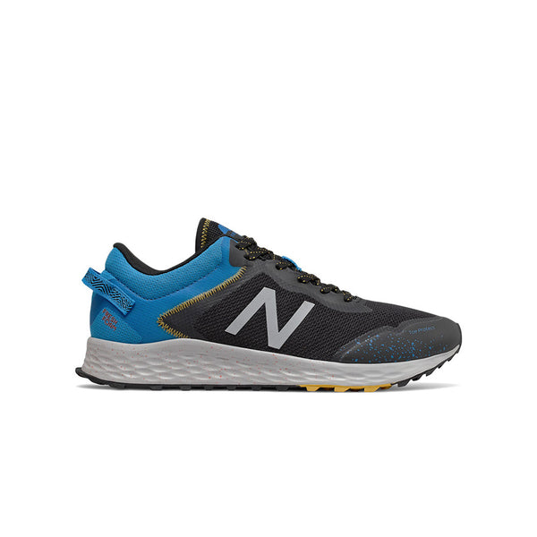 New Balance Men's Arishi Fresh Foam Trail Black