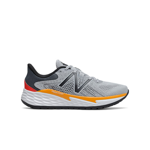 New Balance Men's Evare Running Shoe Aluminum