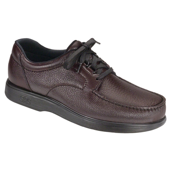 SAS Bout Time Men's Comfort Shoe - Cordovan