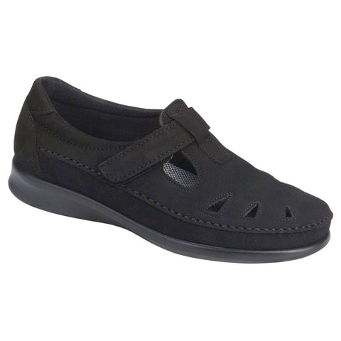 SAS Roamer Charcoal Slip-on