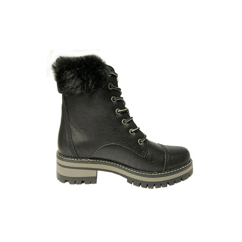 Climate Couture Vienna Boot Black