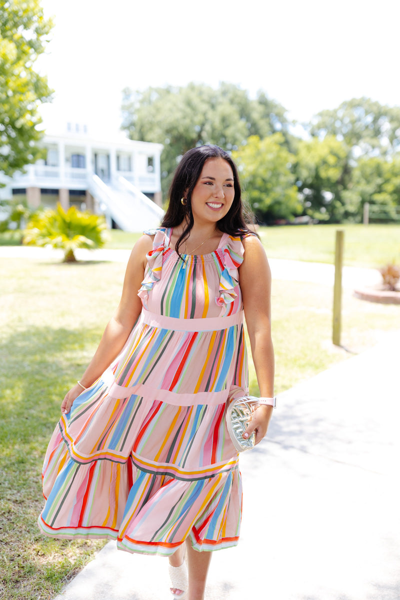 Judy Blue High Rise Trouser Flare