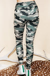 Camo Buttersoft Moto Leggings