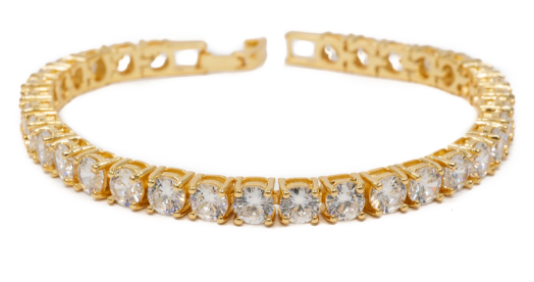 Bracha Darcy Tennis Bracelet - Fly Boutique