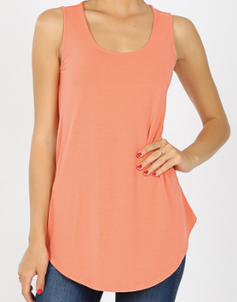 The Olivia Tank - Fly Boutique