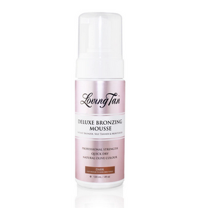 PRE-ORDER: Loving Tan Deluxe Bronzing Mousse Dark - Fly Boutique