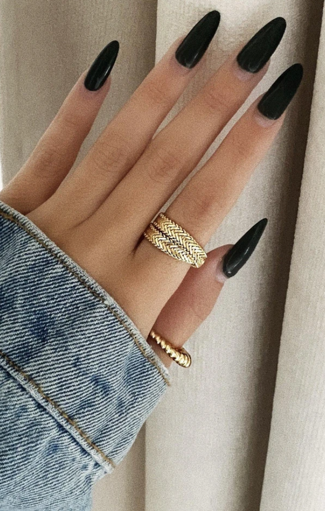 Bracha Kelly Chain Ring