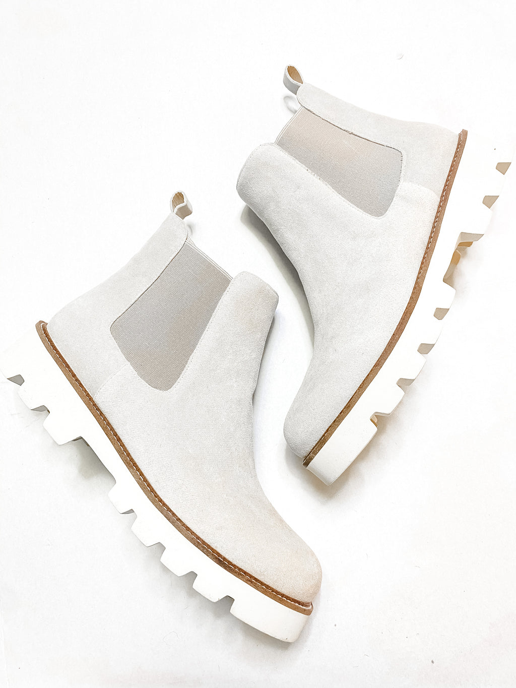 Jessie Light Grey Boot