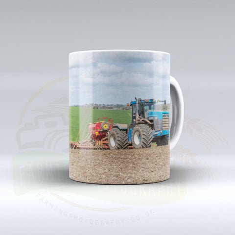 Ford 9680 Drilling Ceramic Mug.