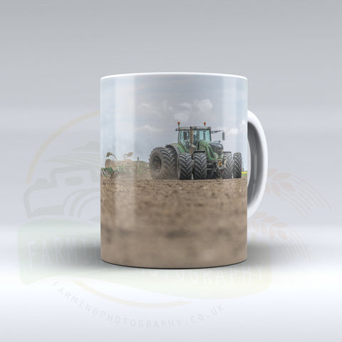 Fendt Cultivating Ceramic Mug.