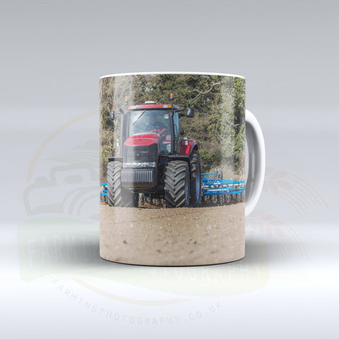 Case IH Cultivating Ceramic mug. 1.3