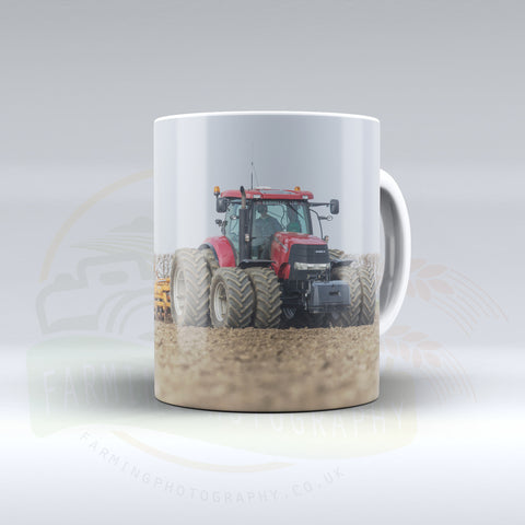 Case IH Cultivating Ceramic mug. 1.6