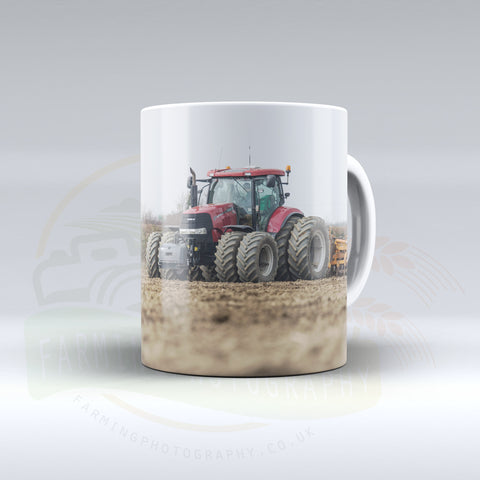Case IH Cultivating Ceramic mug. 1.7