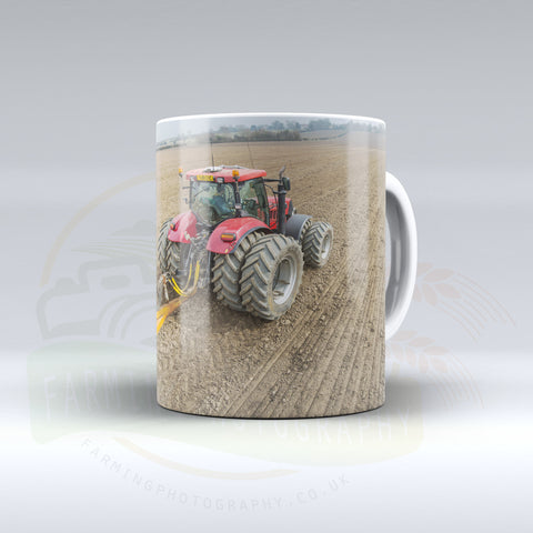 Case IH Cultivating Ceramic mug. 1.8