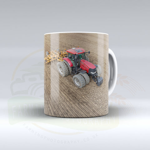 Case IH Cultivating Ceramic mug. 1.4
