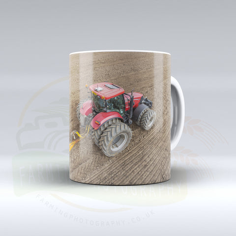 Case IH Cultivating Ceramic mug. 1.9