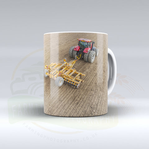 Case IH Cultivating Ceramic mug. 1.5