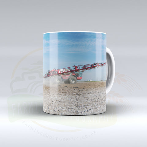 Agrifac Endurance sprayer Ceramic mug. 1.3