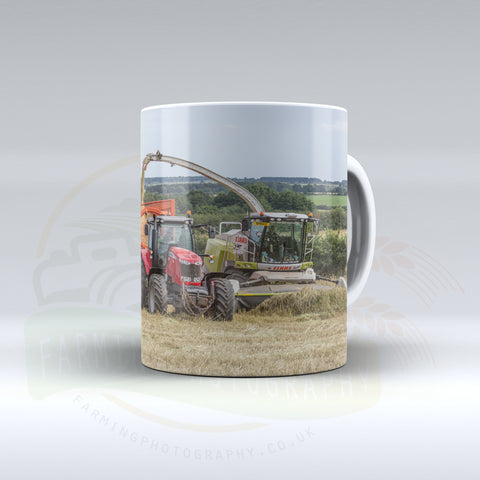 Silaging Ceramic mug.