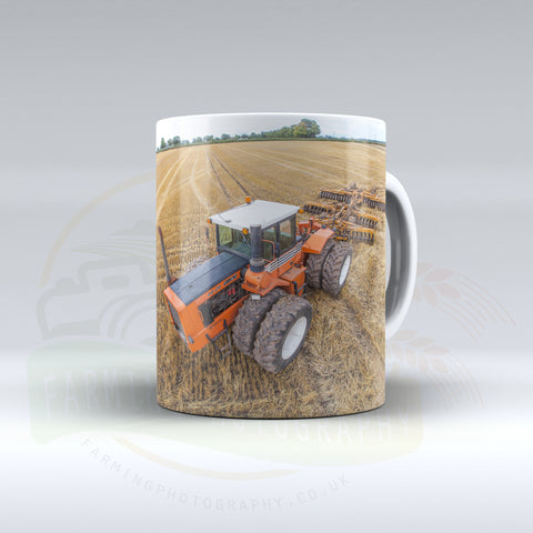 Fiat Versatile Cultivating Ceramic mug.