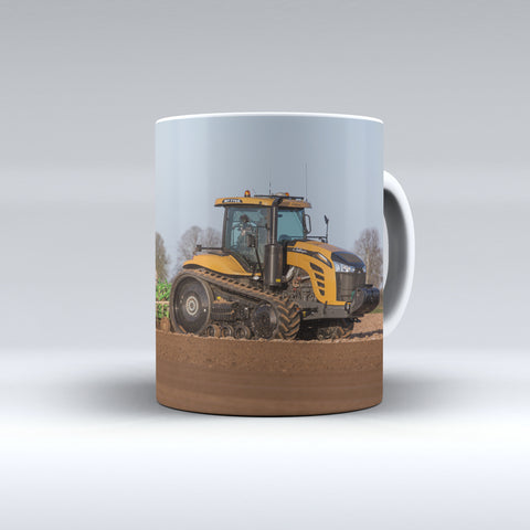 Challenger Crawlers Planting Potatoes Ceramic Mug
