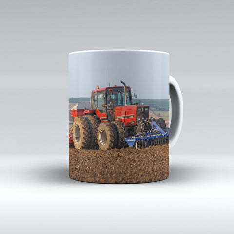 International 5288 Drilling Ceramic Mug