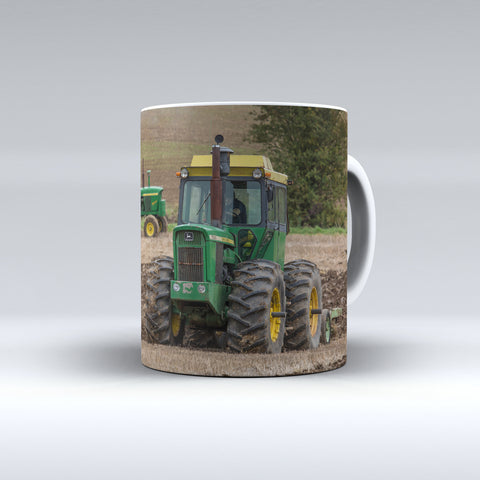 John Deere 4020 and 7020 Ceramic Mug