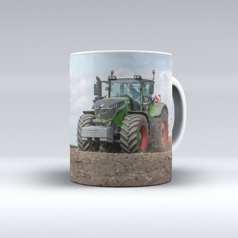 Fendt 1050 Vario Cultivating Ceramic Mug