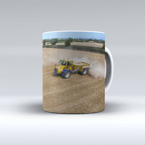 OnTop Lime Spreader Ceramic Mug