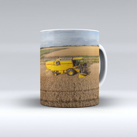 New Holland TX34 Ceramic Mug