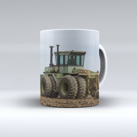 Steiger Panther Cultivating Ceramic Mug