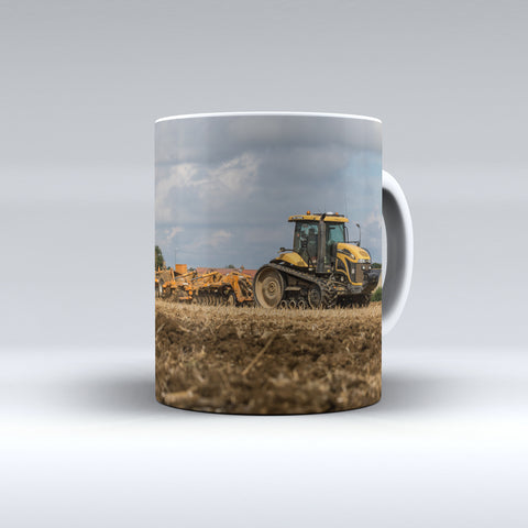 Challenger MT765 Crawler Cultivating Ceramic Mug
