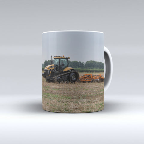 Challenger Crawler Cultivating Ceramic Mug.