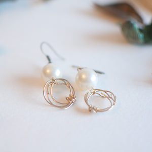 Wedding Earrings - sanwaitsai