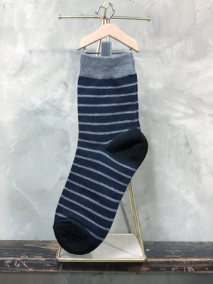 Striped Pattern Socks