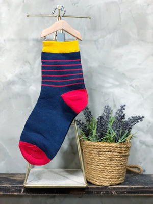 Stripes Colors Socks