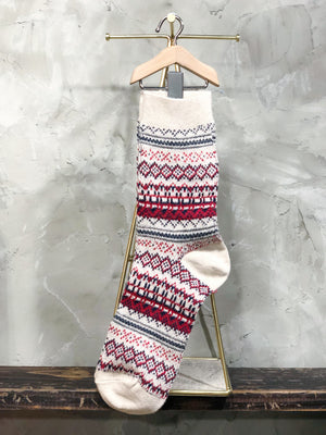 Colors Pattern Socks