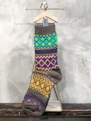 Pattern Socks