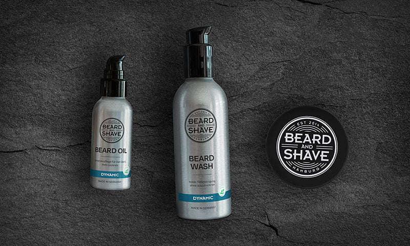 Beard and Shave Dynamic-Produkte