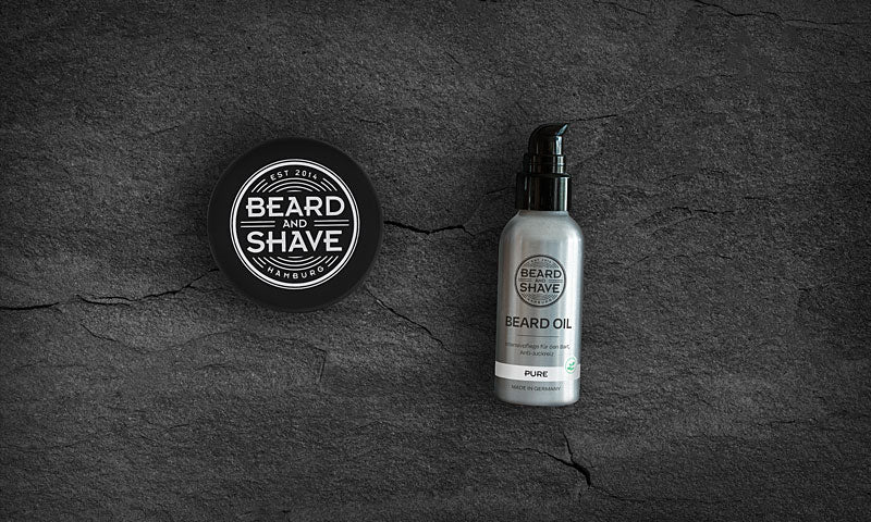 Beard and Shave duftfreie Pure-Produkte