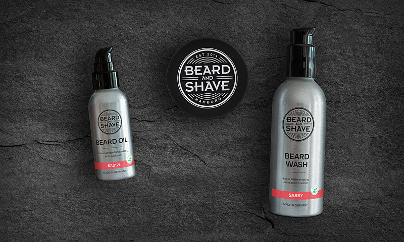 Beard and Shave Sassy-Produkte