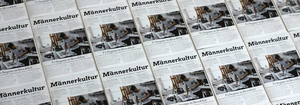 Maennerkultur das Beard and Shave Magazin