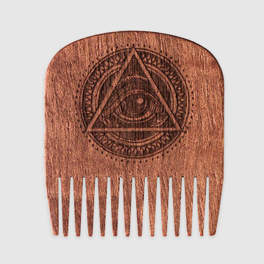 BigRed - No.5 All Seeing Eye Makore - Beard and Shave - 1
